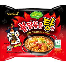 Samyang Hot Chicken Flavor Ramen Stew Type 145 g
