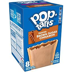 Pop-Tarts Frosted Brown Sugar Cinnamon 384 g