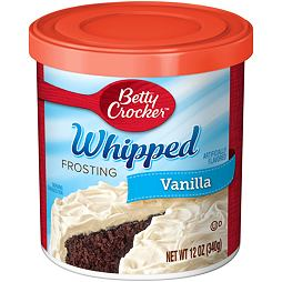 Betty Crocker Whipped Vanilla Frosting 340 g