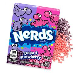 Nerds Strawberry & Grape 46.7 g