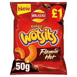Wotsits Flamin Hot 50 g PM