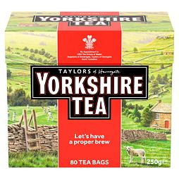 Yorkshire Tea 80 ks 250 g