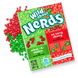 Nerds What-A-Melon & So Verry Chery 46.7 g