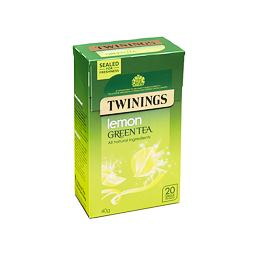 Twinings Green Tea Lemon 20 ks 40 g