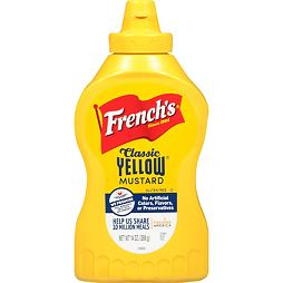 French's Classic Yellow Mustard 397 g