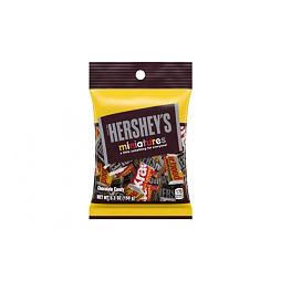 Hershey's Miniatures Bag 150 g