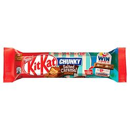 Kit Kat Chunky Salted Caramel Fudge 42 g