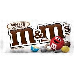 M&M's White Chocolate 42.5 g