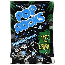 Pop Rocks Tropical Punch 9.5 g