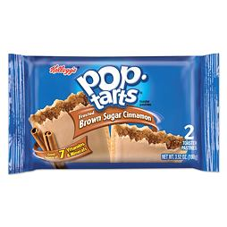 Pop-Tarts Frosted Brown Sugar Cinnamon 100 g