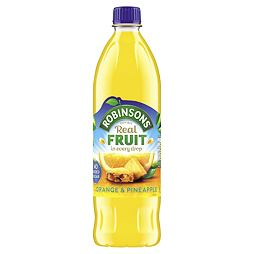 Robinsons Real Fruit Orange & Pineapple No Added Sugar 1 l