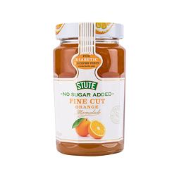 Stute No Sugar Added Fine Cut Orange Marmalade 430 g