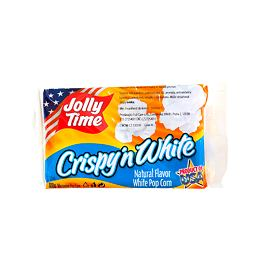Jolly Time Crispy'n White 100 g