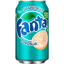 Fanta Grapefruit 355 ml