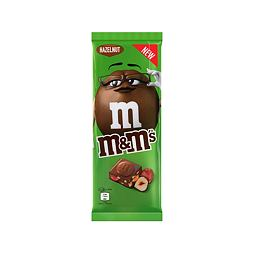 M&M's Hazelnut Chocolate 165 g