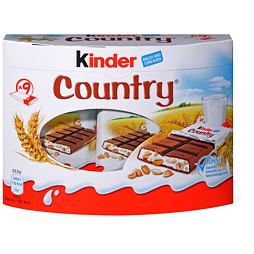 Kinder Country 211.5 g