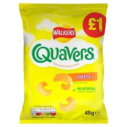 Quavers Cheese 45 g