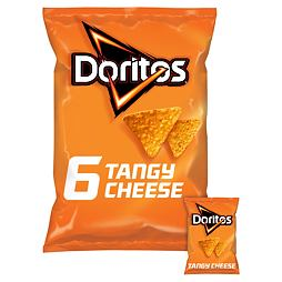 Doritos Tangy Cheese 6x30 g