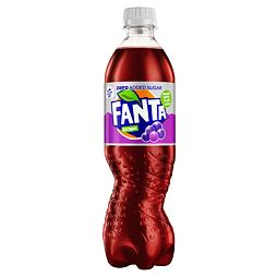Fanta Grape Zero 500 ml