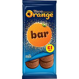 Terry's Milk Chocolate Orange Bar 90 g