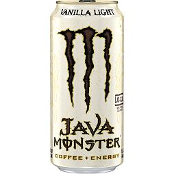 Monster Java Vanilla Light 443 ml