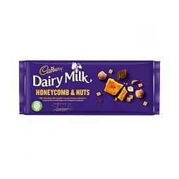Cadbury Dairy Milk Honeycomb & Nuts 105 g
