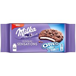 Milka Cookie Sensations Oreo 156 g