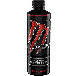 Monster Hydro Super Sport Red Dawg 750 ml