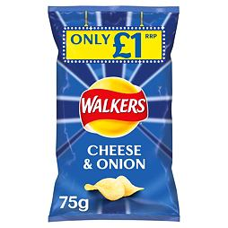 Walkers Cheese & Onion 65 g PM