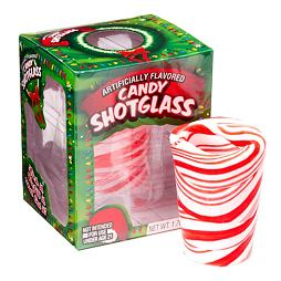 Candy Shot Glass Peppermint 50 g