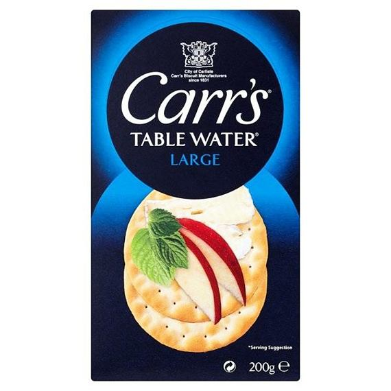 Carr's Table Water Large 200 g
