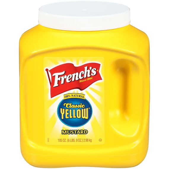 French's Mustard 2.97 kg