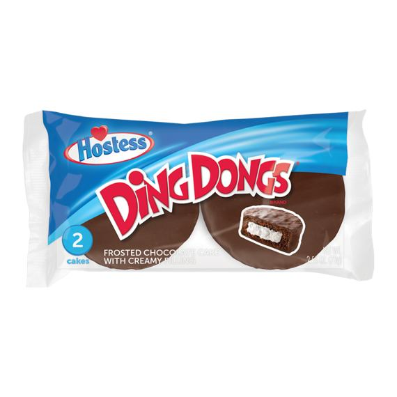 Hostess 2 Ding Dongs 72 g