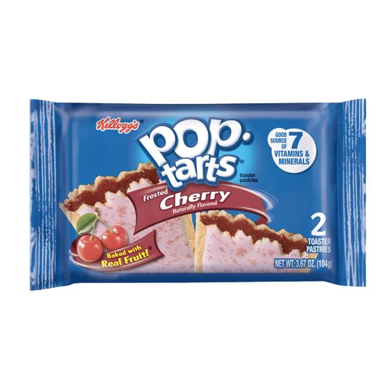 Pop-Tarts Frosted Cherry 104 g