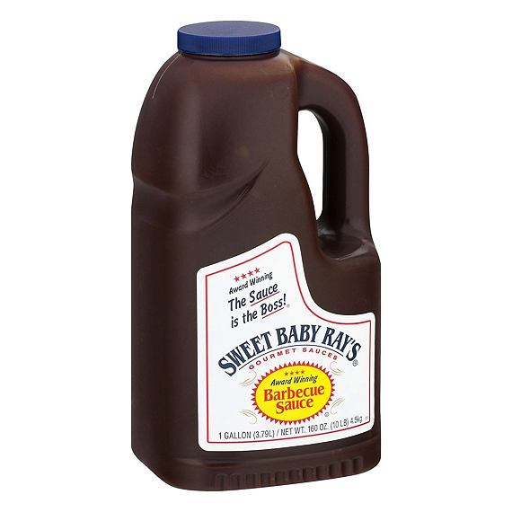 Sweet Baby Ray's Barbecue Sauce 3.79 l