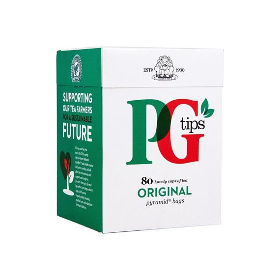 PG Tips 80 ks 232 g