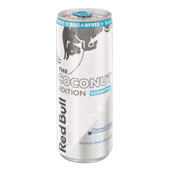 Red Bull Coconut & Berry Sugar Free 250 ml