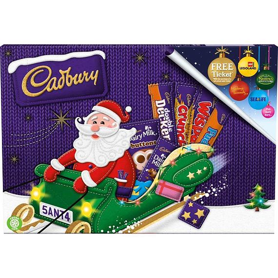 Cadbury Medium Selection Box 150 g