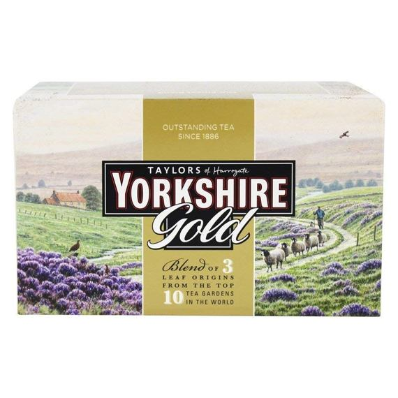 Yorkshire Gold Tea 40 ks 125 g