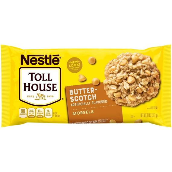 Nestle Toll House Butterscotch Morsels 311 g