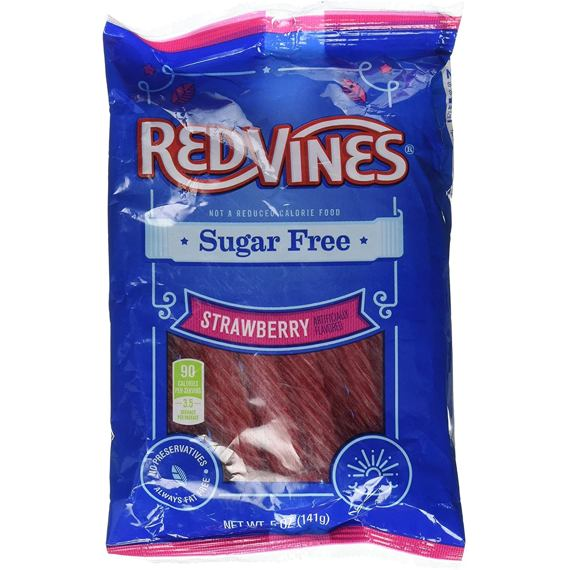 Red Vines Sugar Free Strawberry Twists 141 g