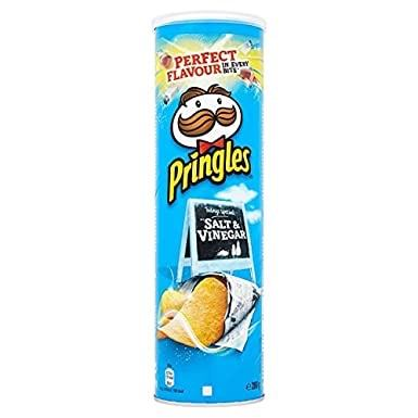Pringles Salt & Vinegar 200 g