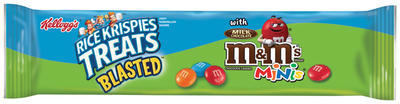 Rice Krispies Treats Blasted With M&M's Minis 60 g