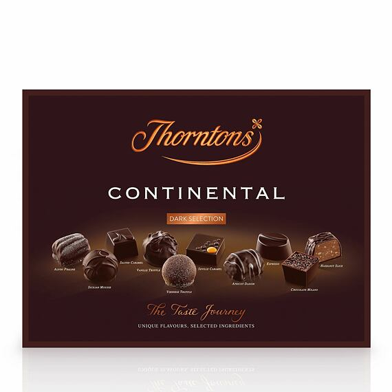 Thorntons Continental Dark Selection 284 g