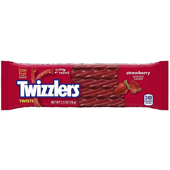 Twizzlers Strawberry 70 g