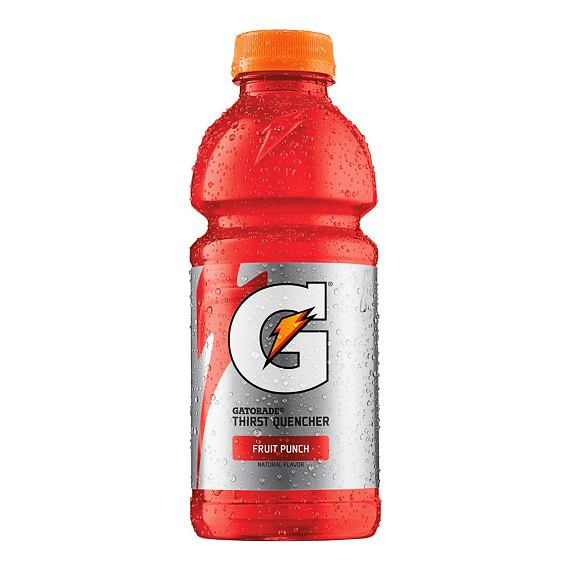 Gatorade Fruit Punch 591 ml