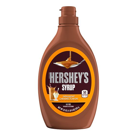 Hershey's Caramel Syrup 623 g