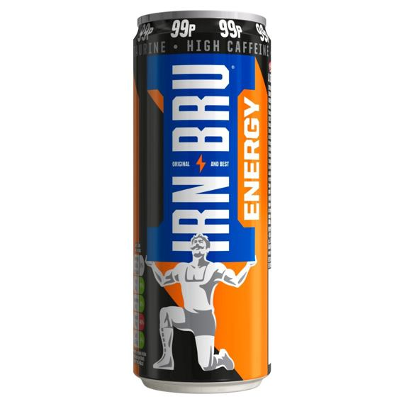 Irn-Bru Energy 330 ml PM