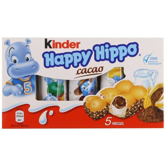 Kinder Happy Hippo Cacao 103.5 g