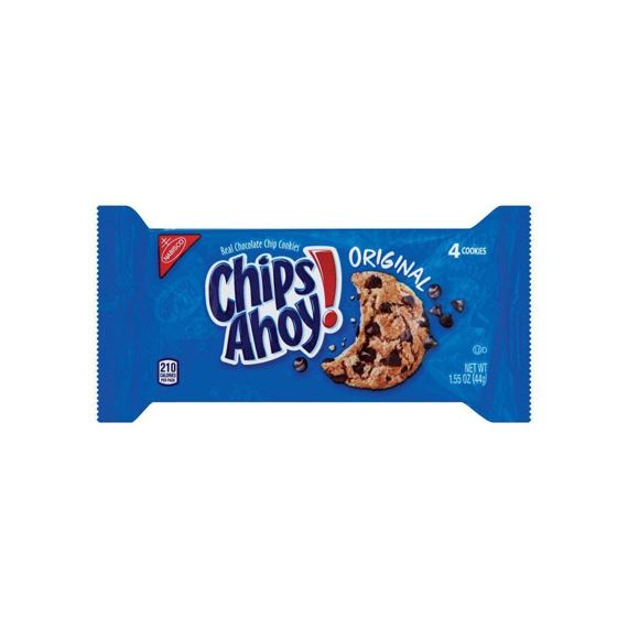 Chips Ahoy! Original Chocolate Chip Cookies 44 g